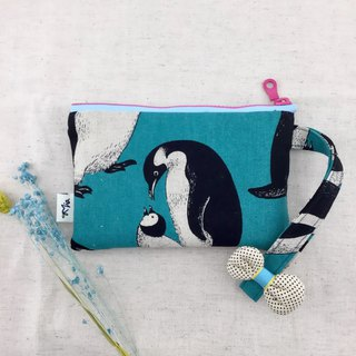 Cool Penguin - Hand Bag Holder/Cosmetic Bag/Dust Bag - Lightweight and Practical