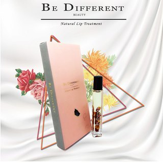 [Be Different] Sparkling Elf Plays Beauty Moisturizing Diamond - Rose Glass Lip Glaze