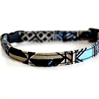 Bohemian Aztec Adjutable Breakaway Safety Cat Collar