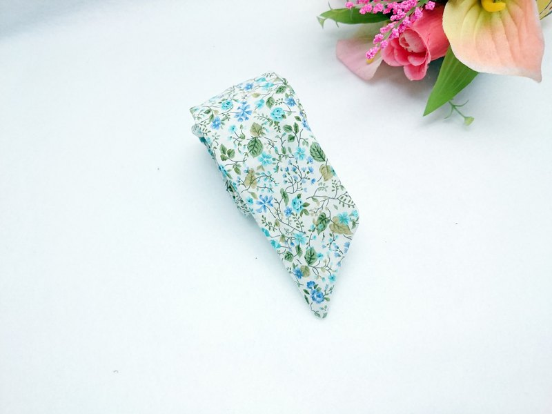 Small floral hose Aluminum hair band hairband*SK*