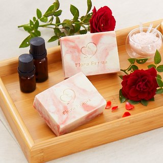 Himalayan Rose Rock Salt Soap - Emma Hand Soap Expert