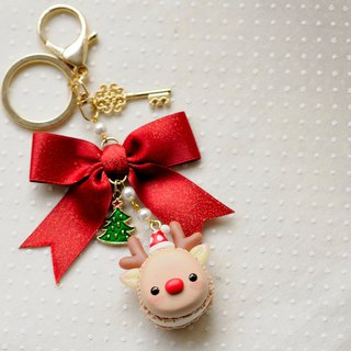 Sweet Dream ☆ Christmas ☆ Little Red Riding Hood elk Macaron 2 / bag ornaments / exchange gifts