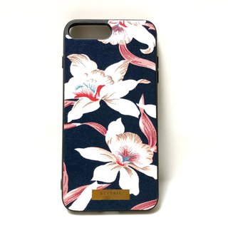 Cloth Mobile Shell -The Azalea (Pink) iphone 7plus/8plus Spot