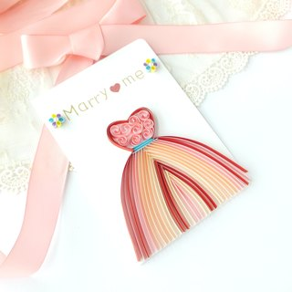 Hand made decorative cards-marry me