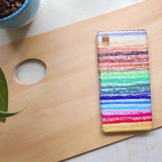Crayon colors from childhood memories. Matte Case (iPhone, HTC, Samsung, Sony)