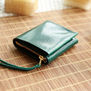 Handstitched Traveller Wallet, Compact, Functional, Personalised, Stitching Pack