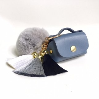 Zemoneni Leather purse all purpose for coin and key chain