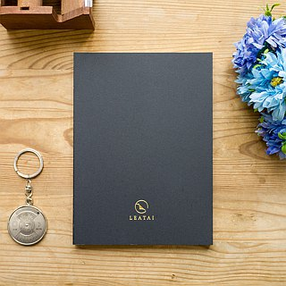 Leatai Classic Notebook, the graph notebook made especially for fountain pen!