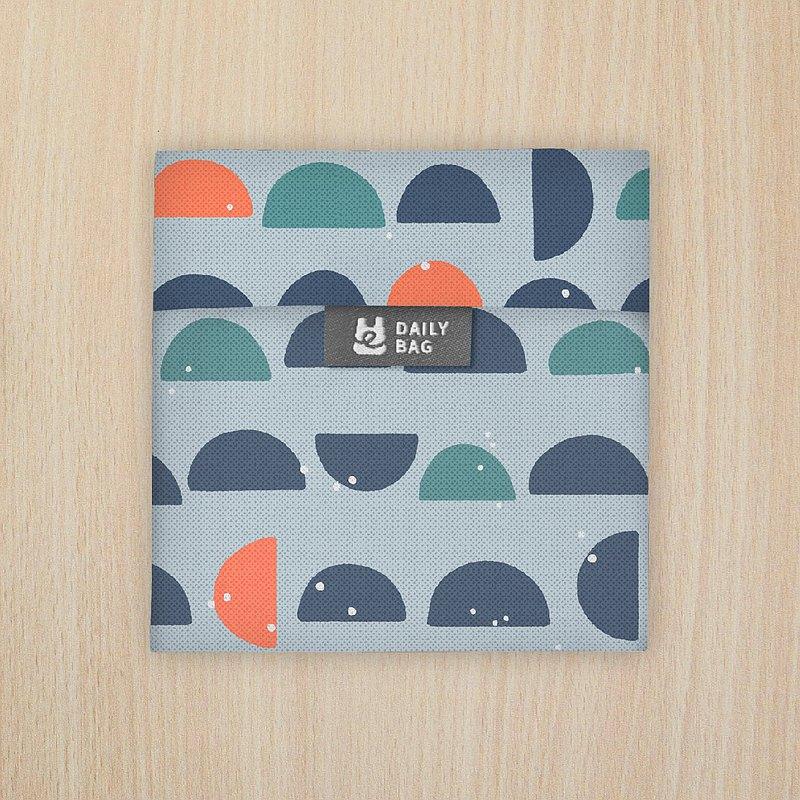 【買3送1】口罩收納袋 - 藍色月光 (防疫必備小物) ~7/4止
