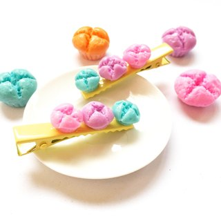 huatkueh hairclip yellow SG