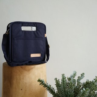 BISCUIT BAG - Navy