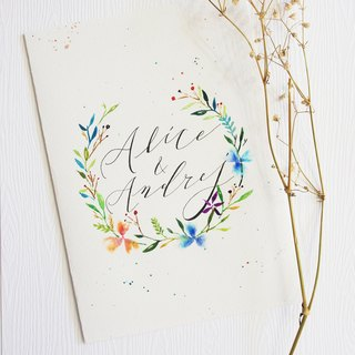 Made to Order | Handmade cards