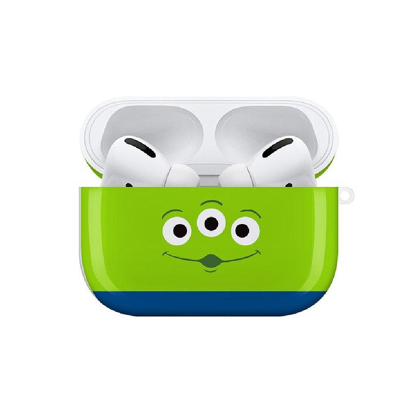 【Hong Man】迪士尼系列 Airpods Pro耳機保護套 大臉系列 三眼怪
