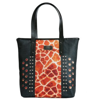 Punk Star Giraffe │ │ Love Tote Tote shoulder bag │ │ │ handbag shoulder bag | Bags TUTORIAL