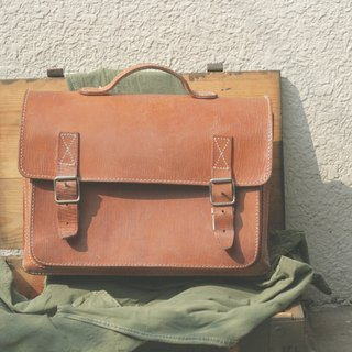 Leather bag _B059