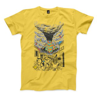 Escape Color Wave - Yellow - Neutral T-Shirt