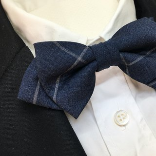 window pane bow tie