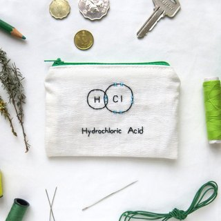 Lifelong Learning series: Hydrochloric Acid Coins Bag