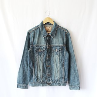 │Slowly│ vintage denim jacket 30│vintage. Retro. Literature.