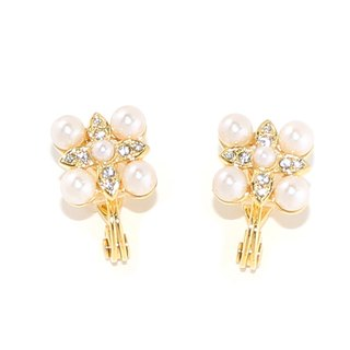 [JewCas] Air Earring Series Elegant Air Ear Clips_JC2218