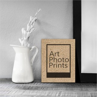 Fine Art Print, Wood Wall Art,(15.2x20.3cm)  Home Decor