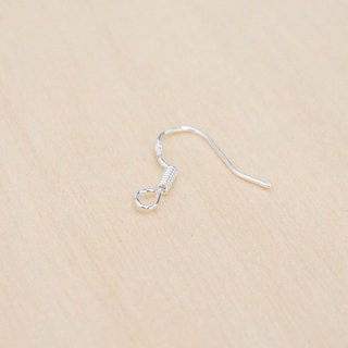 Plus purchase | 925 sterling silver ear hooks (a pair)