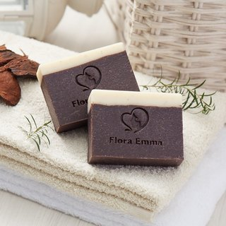 Polygonum bright black hair soap - Emma handmade soap experts