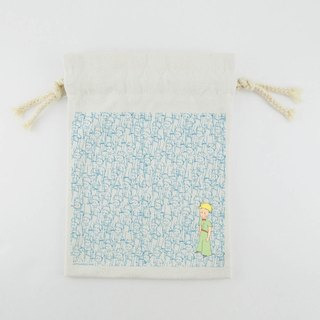The Little Prince Classic authorization - Pouch (Large): The Little Prince [silly]
