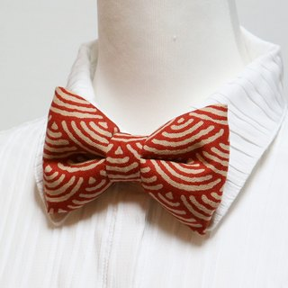 Echo hand-made solid bow tie bow tie*SK*