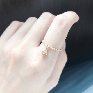 ::Classic Chain Ring :: Hualing Small Diamond Chain Ring