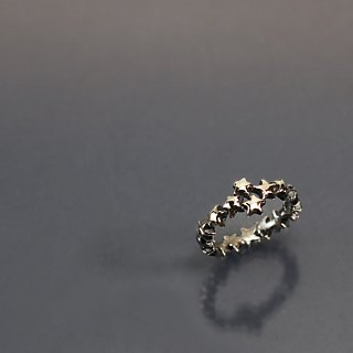 Little Star 925 Silver Ring