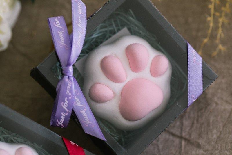貓掌擴香石 生日禮 聖誕禮物 情人節禮物 貓奴首選 療癒小物