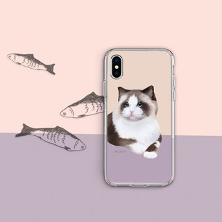 Cat iPhone case for i6,i6plus,i7,i7plus,i8,i8plus,iX Case