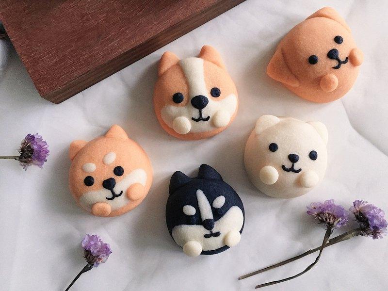 【MSM】狗狗造型鳳梨酥