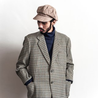 Vintage Houndstooth suit jacket
