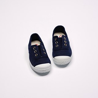 Spanish national canvas shoes CIENTA children's shoes size dark blue fragrant shoes 70997 77