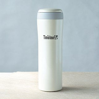 Timolino carry cup (pearl white) 400cc