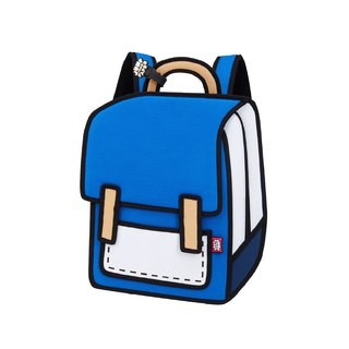 JumpFromPaper Spaceman True Blue Backpack