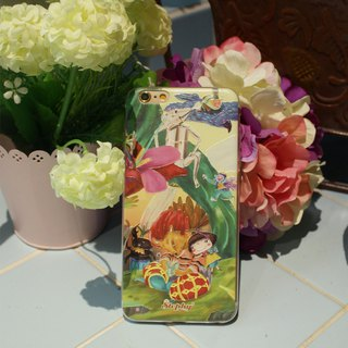 Unique 3D abstract art paintPhone Case | iPhone 6 Fairy Story