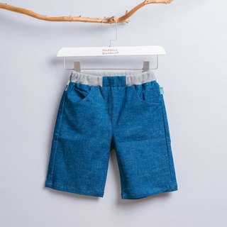 Shorts - Hedgehog Forest Handmade Nontoxic Kids Pants Shorts
