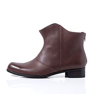 NOUR boot - shadow boot - Umber