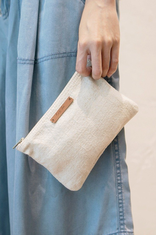 Leisurely live cloth bag Firendly Easy Clutch Bag
