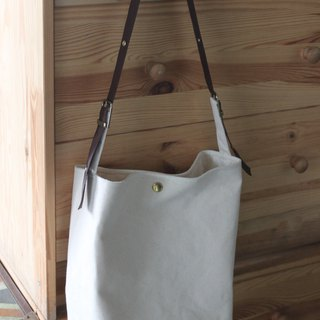 Simple, wenqing, canvas, diagonal shoulder bag