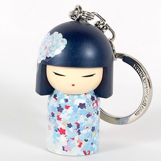 Key ring-Hikari full of vitality [Kimmidoll and blessing doll key ring]