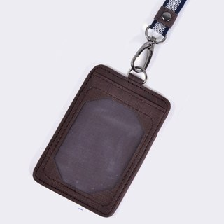 [Dogyball] Christmas gift exchange value practical simple and stylish detachable identification card Flatpocket three color