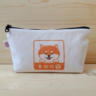 Chai Chai wishes you a large storage bag / large pencil case