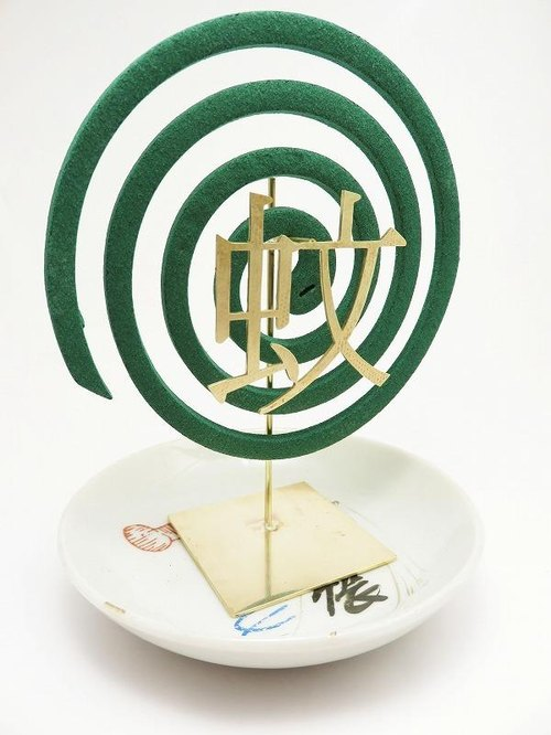 "Mosquito coil stand ""mosquito"""