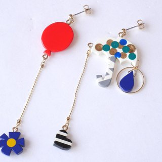 Petrichor pierce/earrings