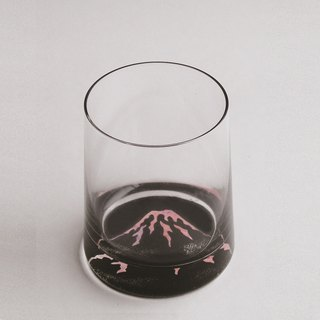 Mount Fuji Whiskey Cup (Inlay)