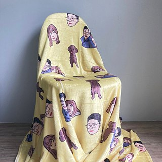 FunPrint customized Lya Series Blanket